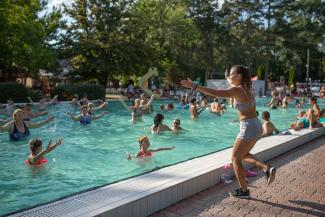 Liget Thermal Bath and Camping
